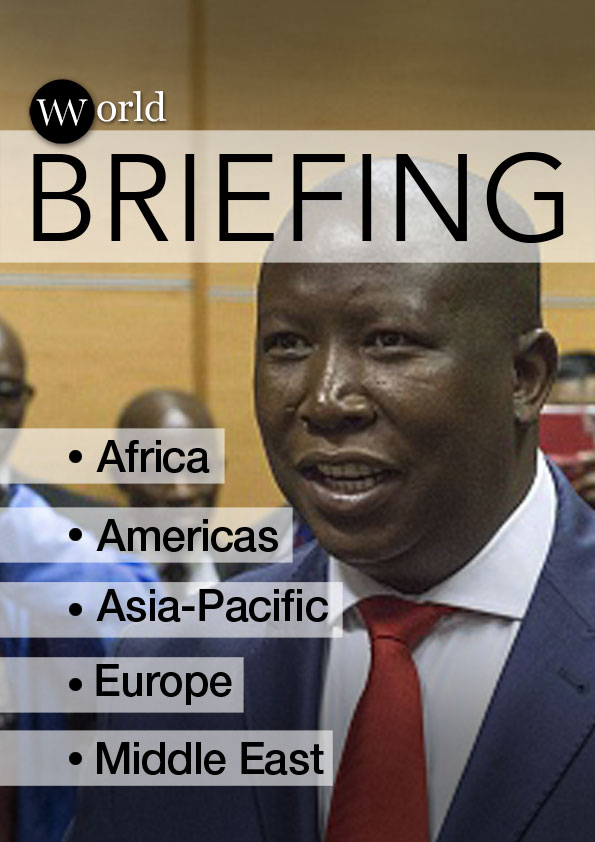 World Briefing July 31 - August 6 | The World Weekly