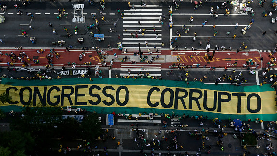 A culture of corruption | The World Weekly