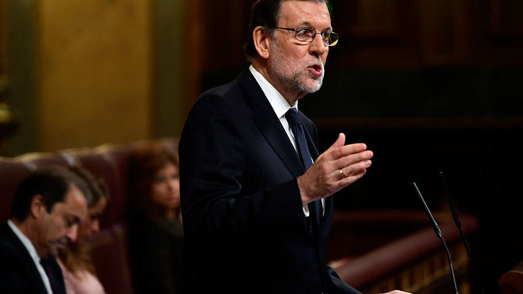 2bbd39845d Ahoy Rajoy! Spain s stalemate ends as the Socialists wave the white ...