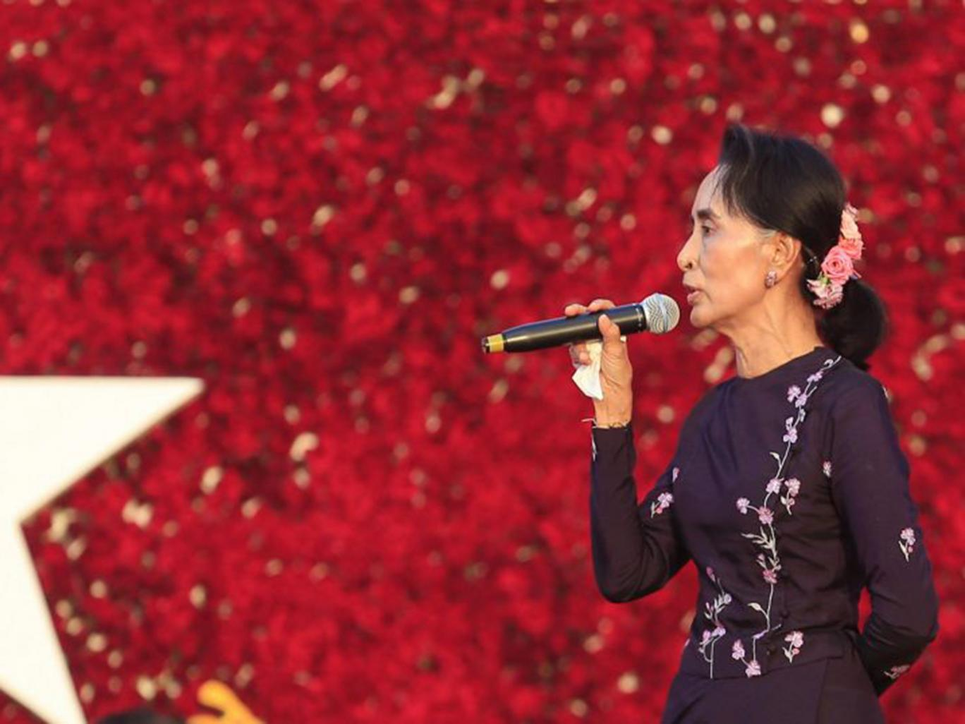 Aung San Suu Kyi's National League for Democracy won Myanmar's first inclusive general election on Sunday