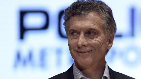 Mauricio Macri is expected to win this weekend's run off