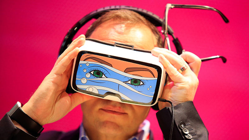 ad73b7425b Virtual reality and 5G steal the show at the Mobile World Congress ...