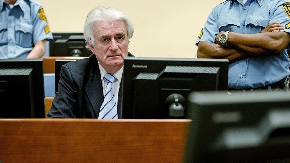 f49061fd78c Radovan Karadzic listens as his verdict is read out on March 24.
