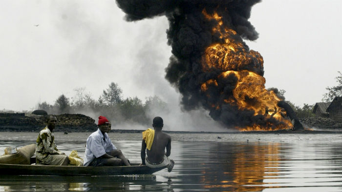 literature review on niger delta crisis