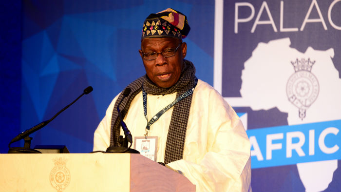 Image result for Why I'll continue to 'make sacrifice, shed blood' – Obasanjo